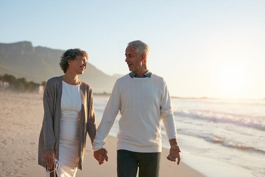 Urlaub als Paar - ganz allein