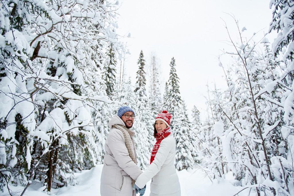 Date Idee: Winteratmosphäre live erleben – packt die warmen Sachen aus und raus geht es in die Natur!