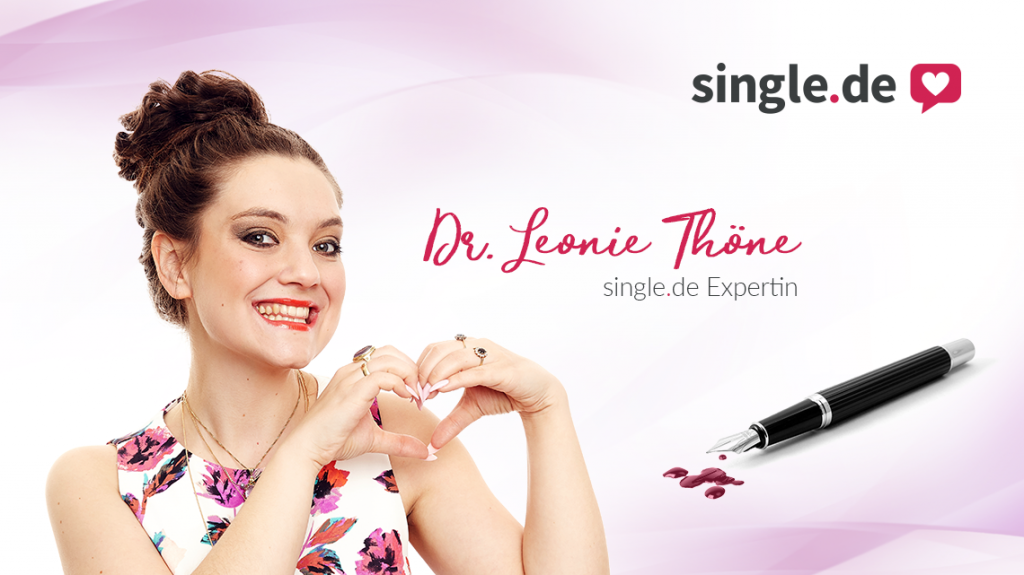 Dr. Leonie Thöne - single.de Expertin