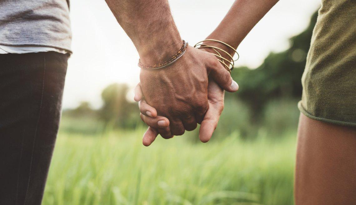 So halten die Liebe und die Ehe