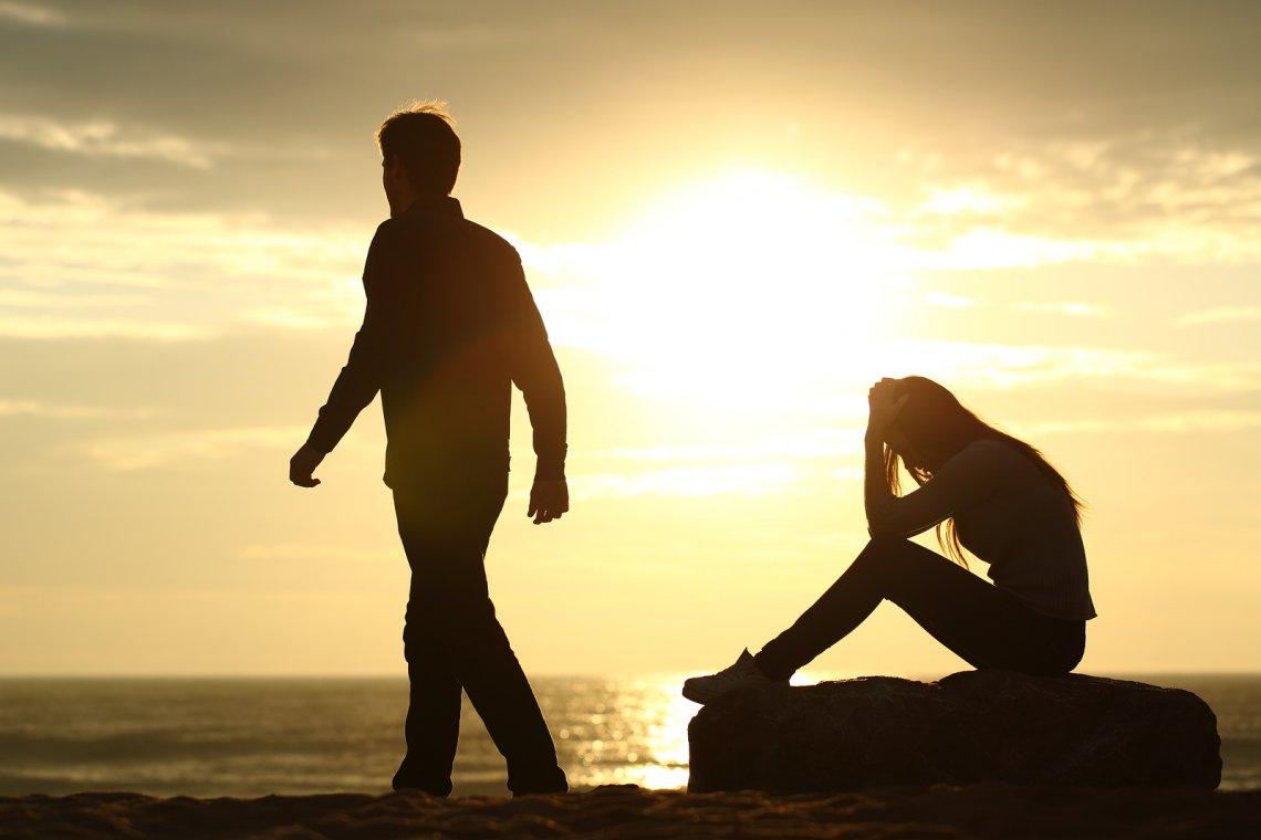 9 Zeichen dafür, dass es an der Zeit ist die Beziehung zu beenden