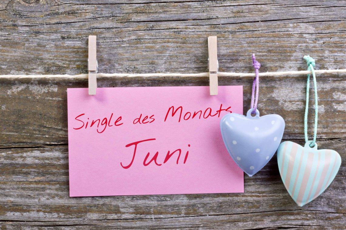 Single des Monats Juni 2012: m_darling