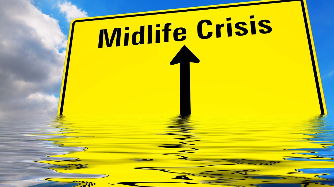 Midlife Crisis: Männer und die Wechseljahre