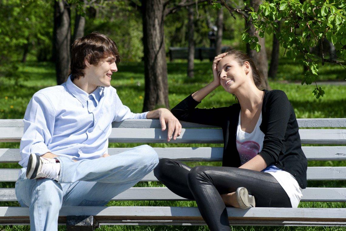 Small Talk Tipps - So wird das erste Date ein voller Erfolg