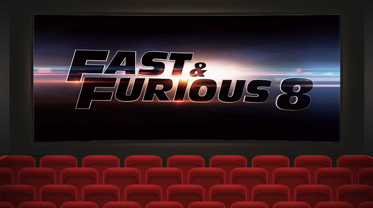 Fast & Furious 8 - Der Kino Tipp des Monats