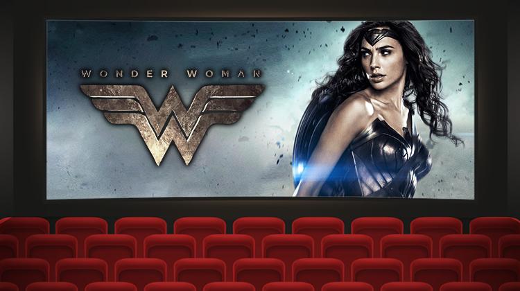 Wonder Woman - Der Kino Tipp des Monats