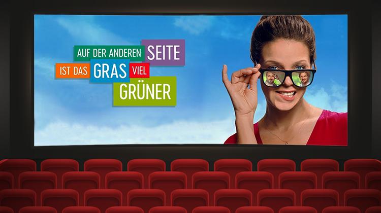 Auf der anderen Seite ist das Gras viel grüner - Der Kino Tipp des Monats