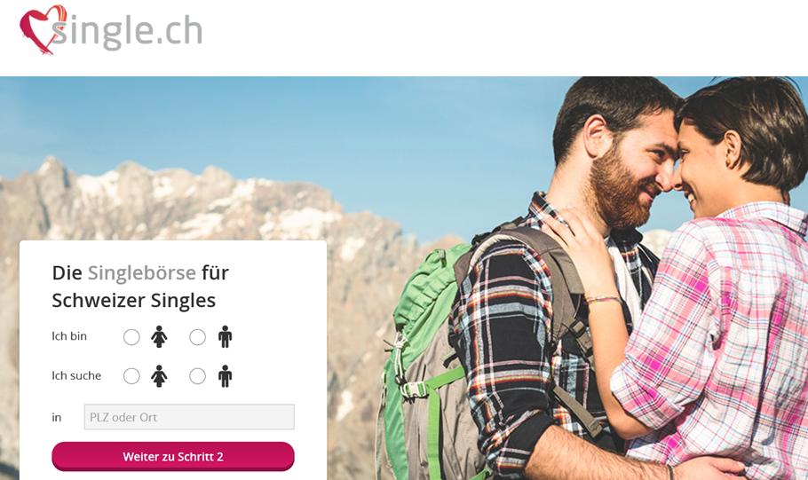 Schweizer aufgepasst - single.ch ist da