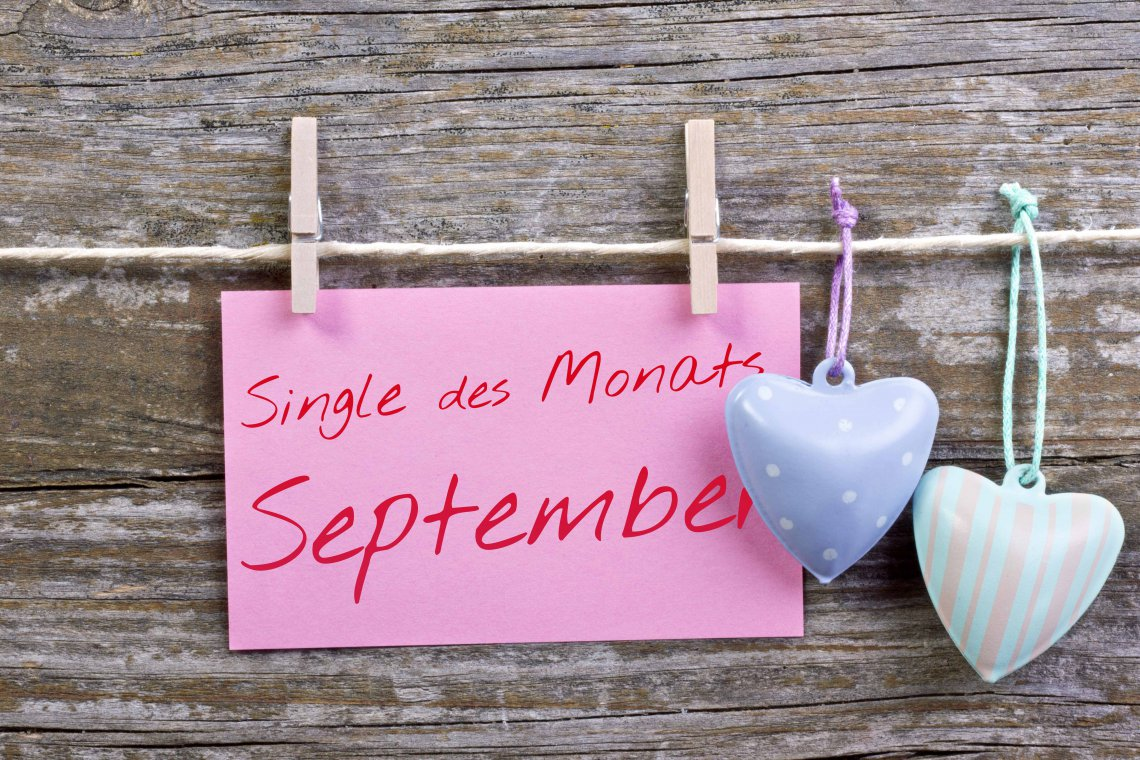 Single des Monats September 2012