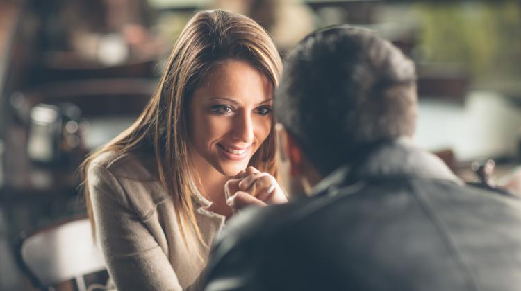 Worüber redest du bei Speed dating
