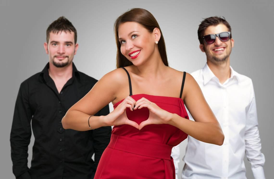 Polyamorie - Liebe mit mehreren Partnern