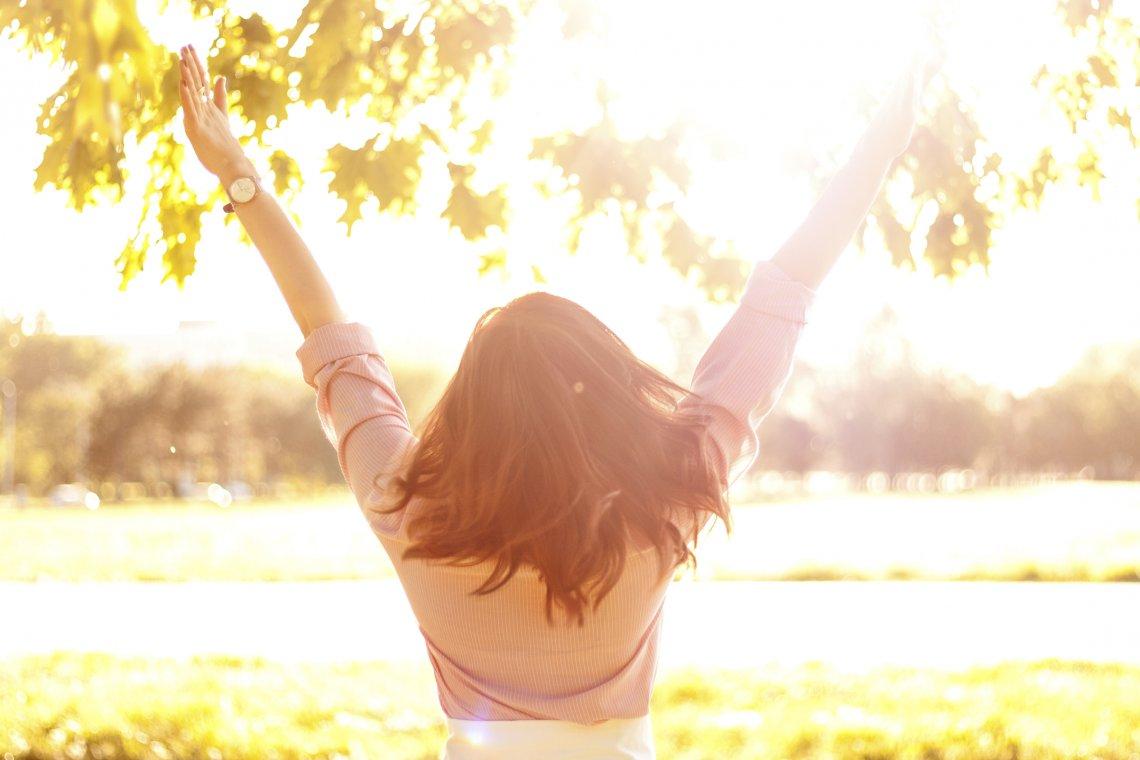 Wie positives Denken zum Glück in der Liebe verhilft