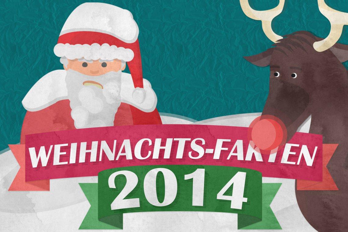 Die Single.de Weihnachts-Fakten 2014